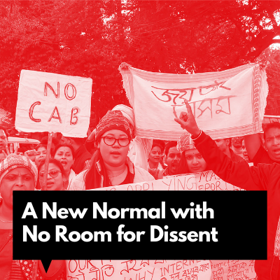 A New Normal with No Room for Dissent