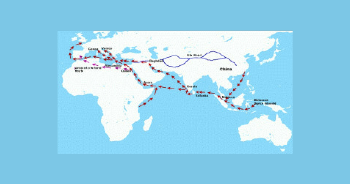 A 2014 Project to Revive India's Historical 'Spice Route' Remains a