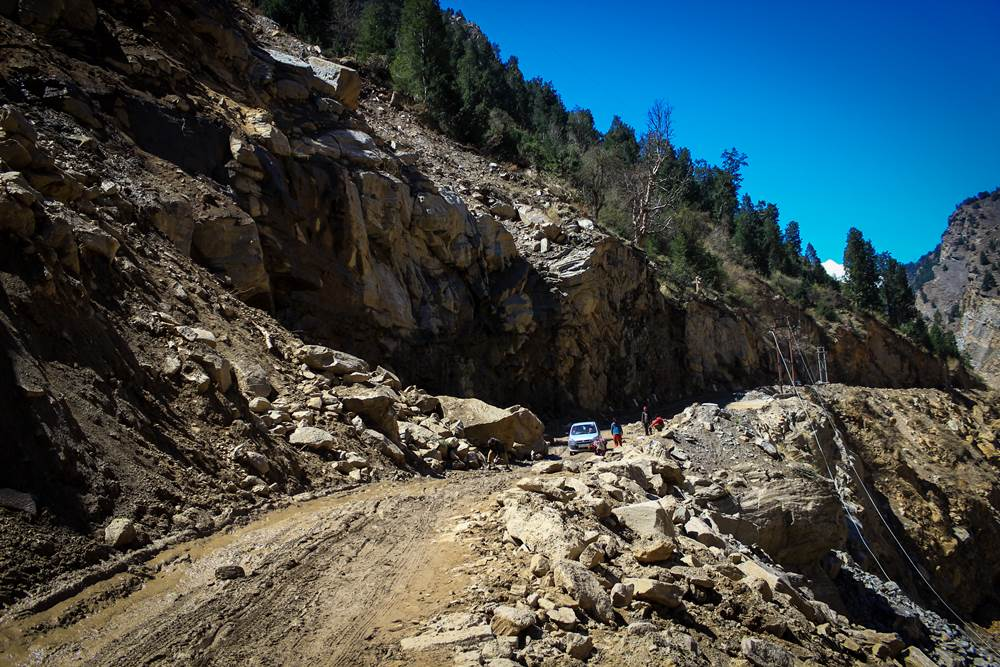 Kinnaur's Curse? : Environmental Threat from Hydroelectric Projects