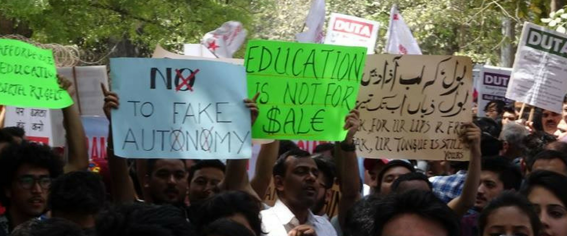 Sexual harassment in indian colleges in the united