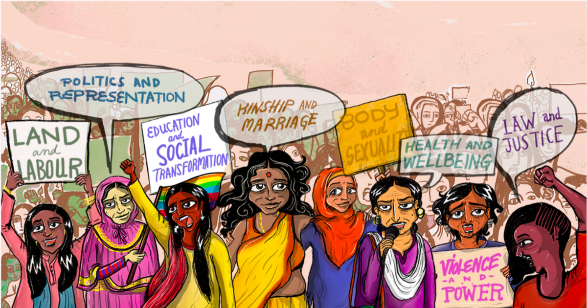 Feminism in the Last Decade: An Interactive   Economic and Political Weekly